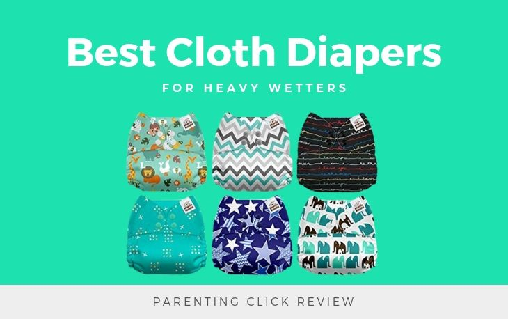 So Which Are the best cloth diapers for heavy wetters? Let's find out...
