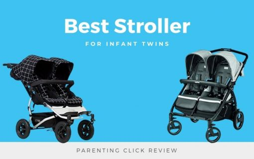 3 Of The Best Stroller for Infant Twins Reviewed