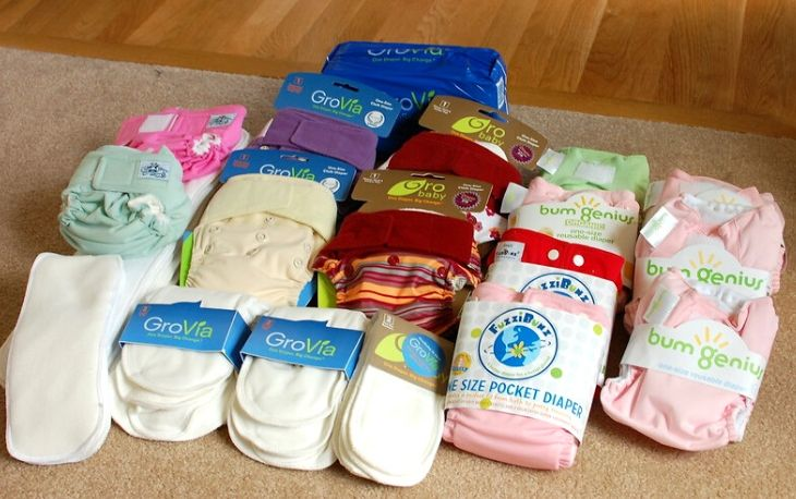 6 AMAZING Benefits of Cloth Diapers