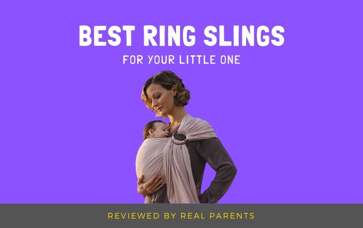 5 of The Best Ring Slings for You and Baby