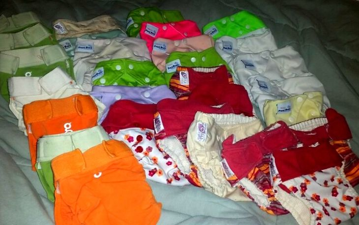 How Many Cloth Diapers Do You Need For Baby?